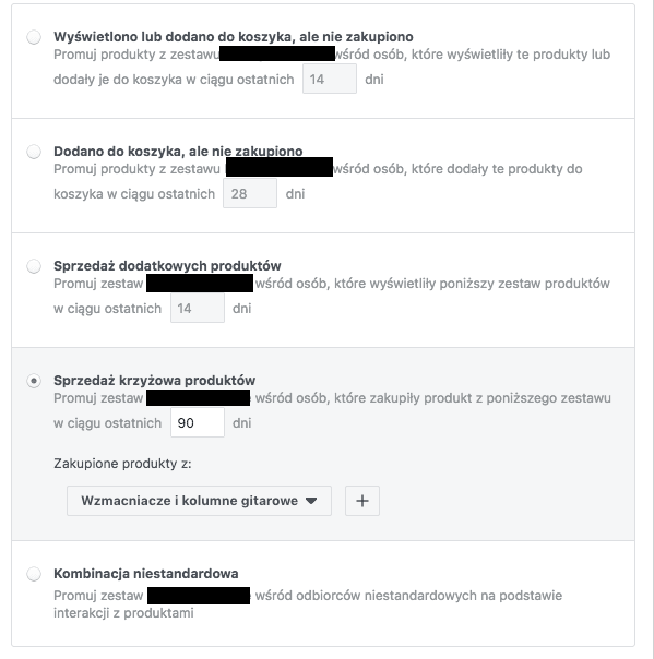 remarketing na facebooku dawid bagiński